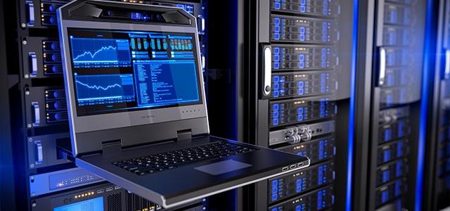 serveurs et stockage informatique
